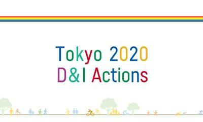 Tokio 2020 anuncia acciones para una mayor diversidad e inclusión