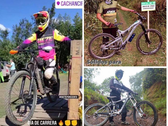 bicicletas de enduro hurtadas en Pasto