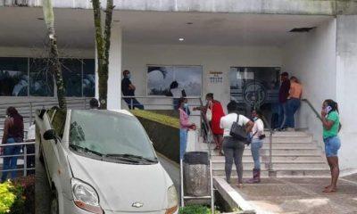 Un menor de edad fue atropellado por un vehículo en el sector de Zaragoza