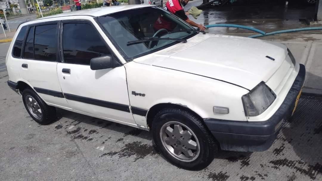 Varios desconocidos robaron un auto en el barrio transformación en Buenaventura