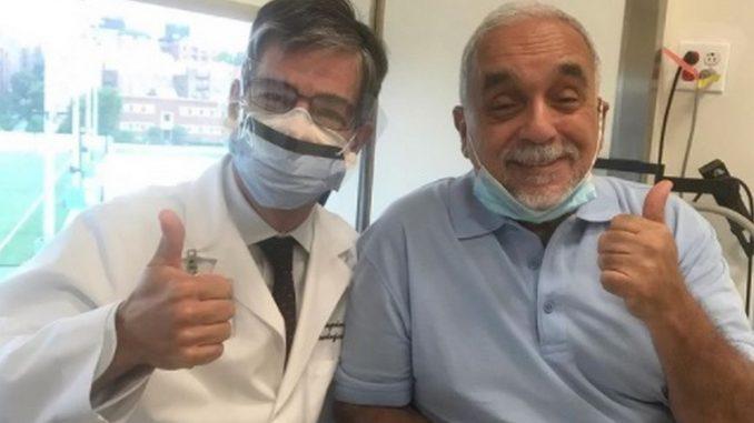 «Ya puedo tomar el trombón»: Willie Colón habló sobre su recuperación - Noticias de Colombia