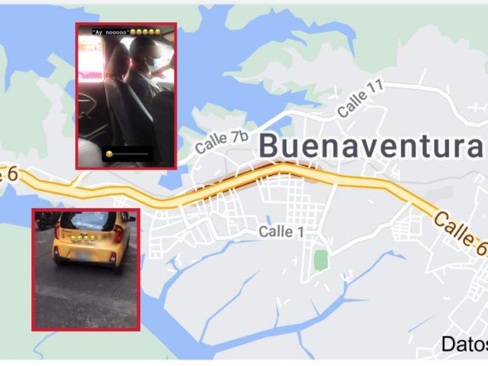 Taxistas de Buenaventura