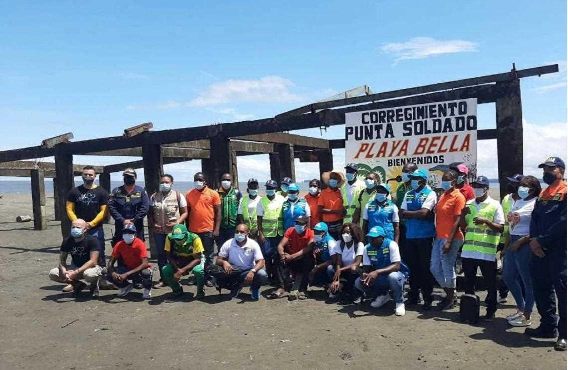 Reactivación turística del corregimiento Punta Soldado en Buenaventura es un hecho, Dimar acompaña.