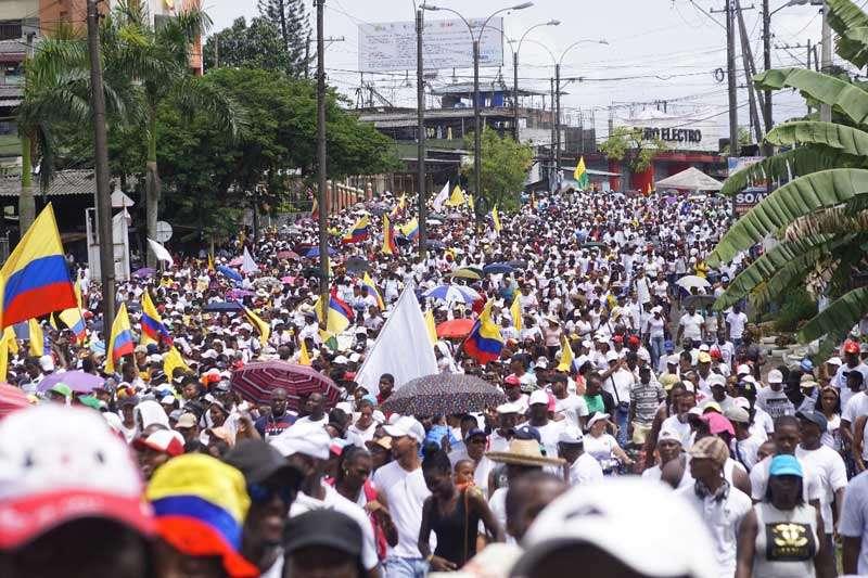 En Buenaventura, su gente construye su Plan tras 4 años de paro cívico