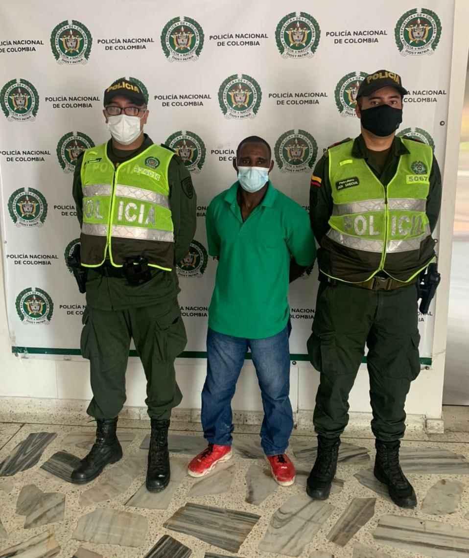 """Capturado bajo el cargo de """"fuga de presos"""" en Buenaventura"""