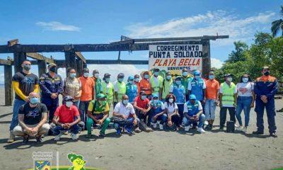 Reactivación turística Punta Soldado