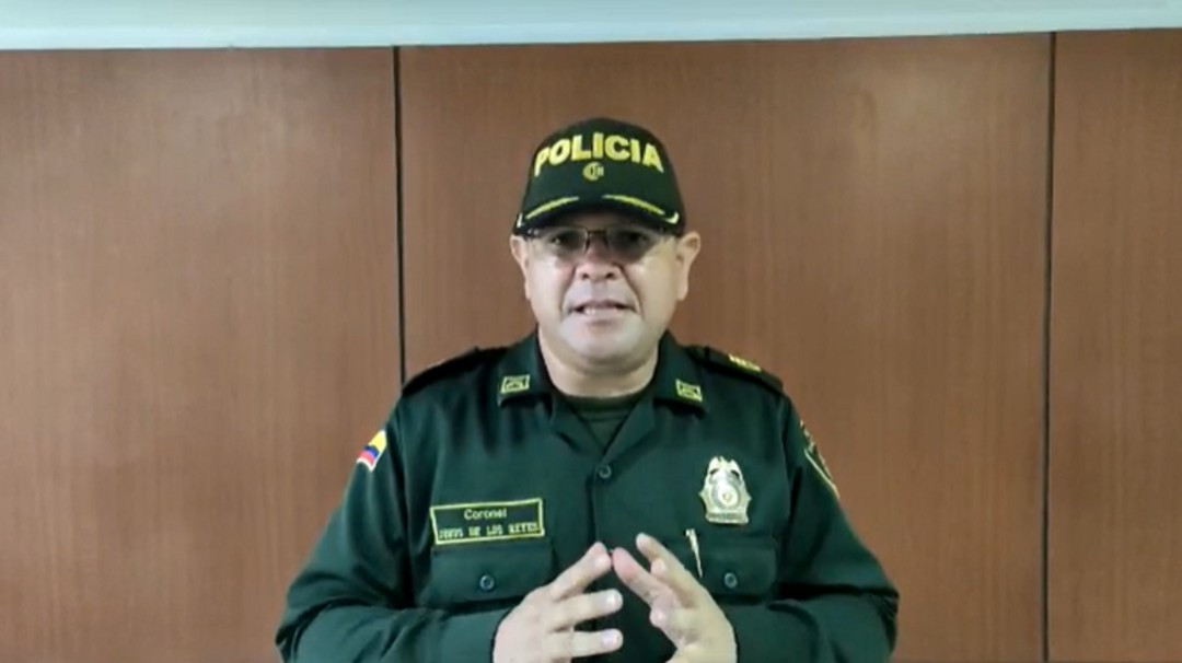 ¿Qué responde la Policía en el caso de Eduardo Vives Caballero? - Noticias de Colombia