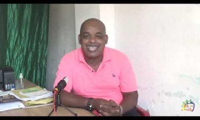 El Presidente de la Asociación de Juntas Comunales del Distrito de Buenaventura, Omar Viveros Gamboa   Noticias de Buenaventura, Colombia y el Mundo