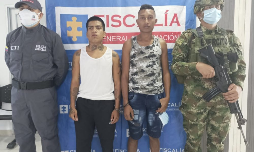 A la cárcel dos presuntos integrantes de la estructura disidente Óliver Sinisterra por el homicidio de líder social Ómar Moreno Ibagué