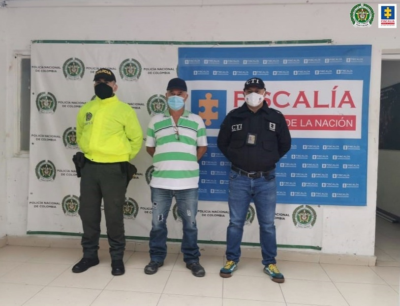 A la cárcel hombre involucrado en presunto acto sexual violento y acoso en contra de su ex compañera sentimental - Noticias de Colombia