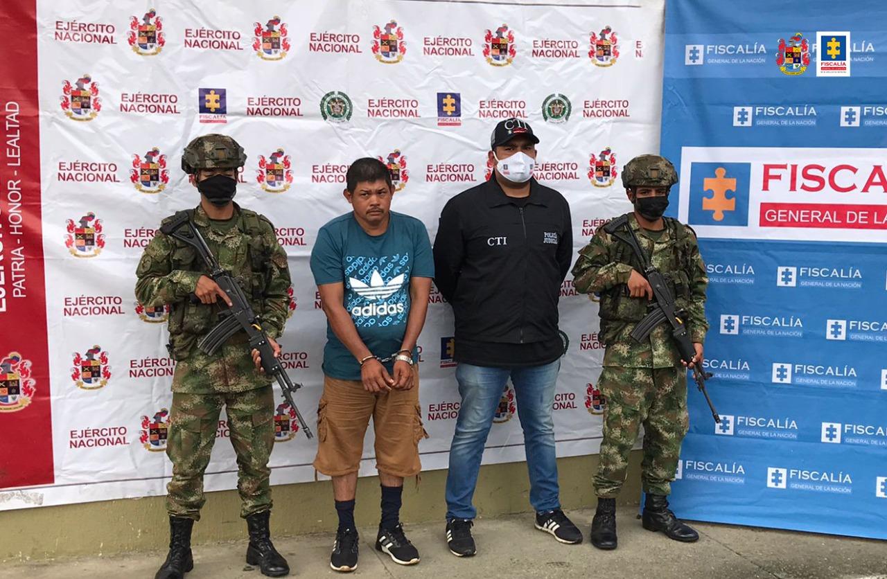 A la cárcel presunto articulador de las rentas ilícitas del ELN en Antioquia - Noticias de Colombia