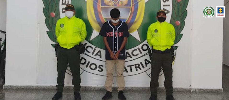 A la cárcel presunto responsable de homicidio - Noticias de Colombia