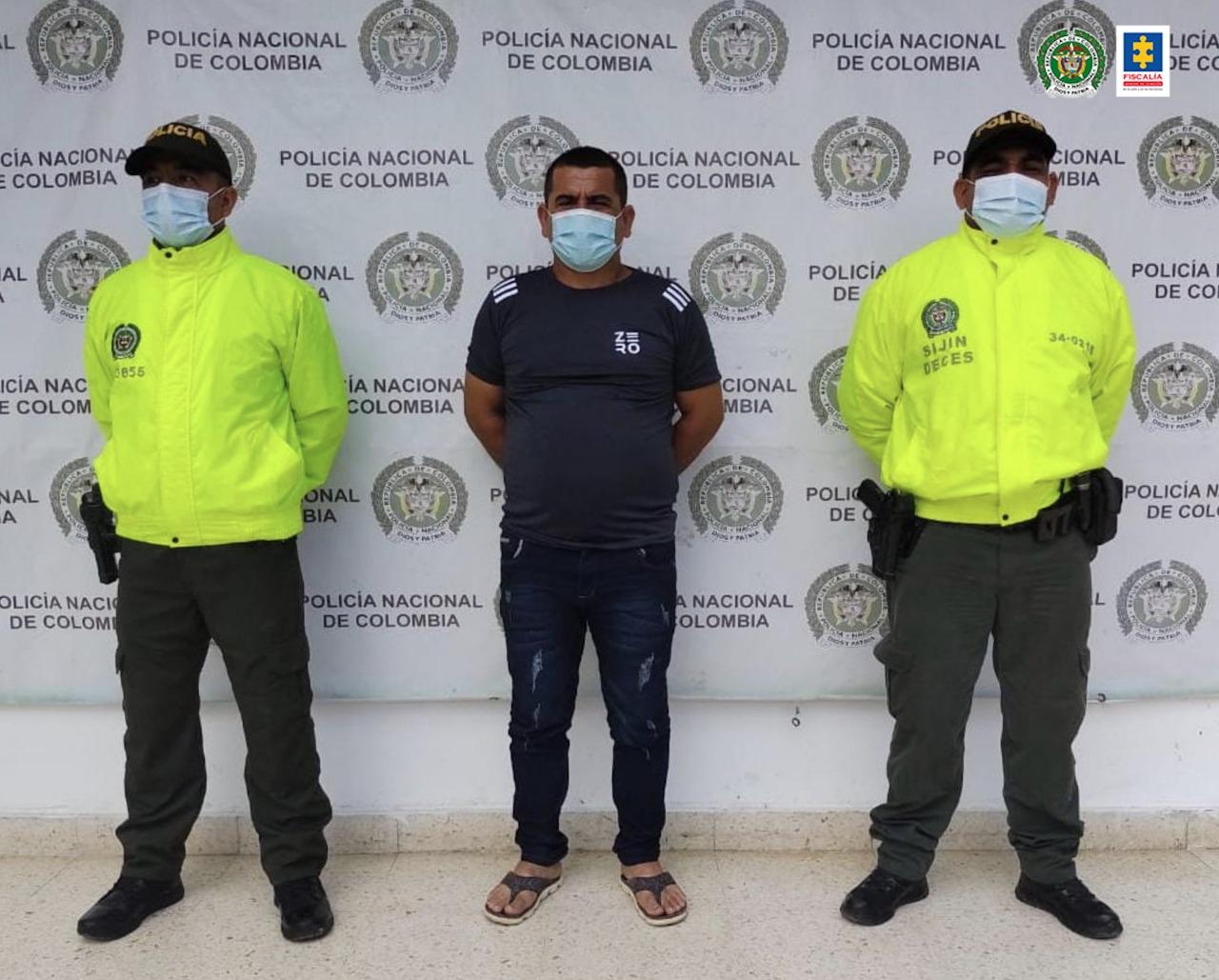 A la cárcel presunto responsable del homicidio de su compañera sentimental - Noticias de Colombia