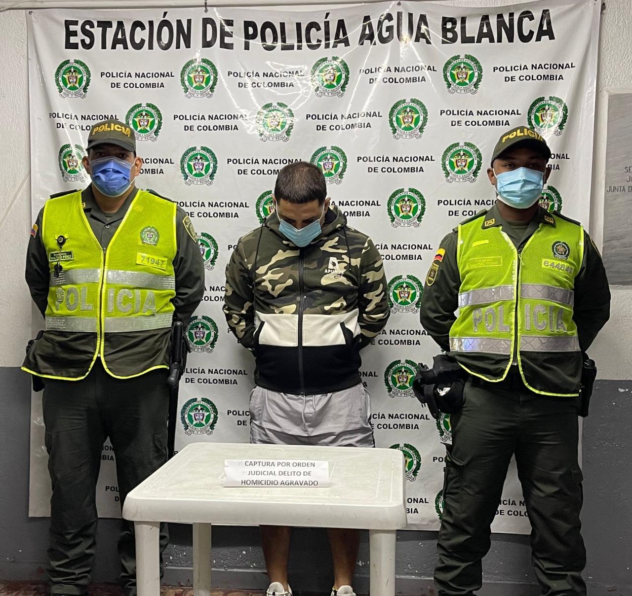 A la cárcel un hombre que habría provocado la muerte de dos ciudadanos con un arma de fuego - Noticias de Colombia