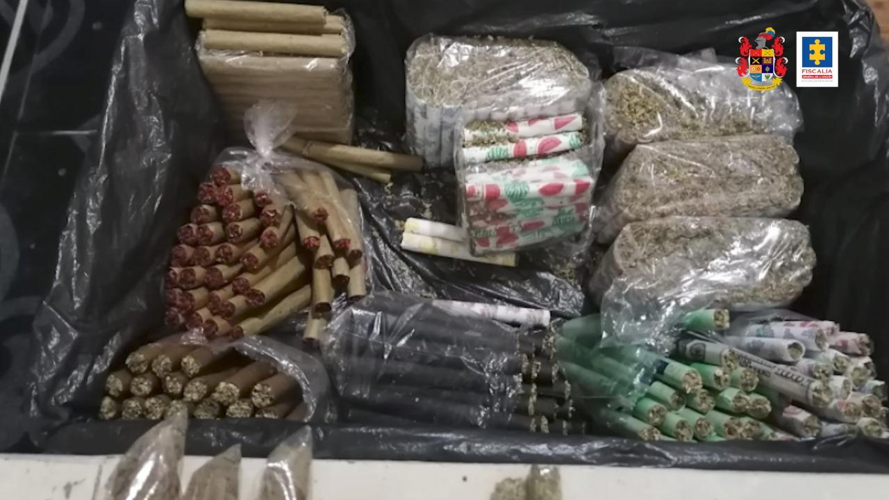 A prisión 3 presuntos integrantes de la banda delictiva La 40, dedicada a la venta y comercialización de estupefacientesen Cali - Noticias de Colombia