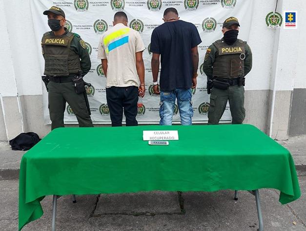 A prisión dos responsables que habríanhurtado las pertenencias de un ciudadano - Noticias de Colombia