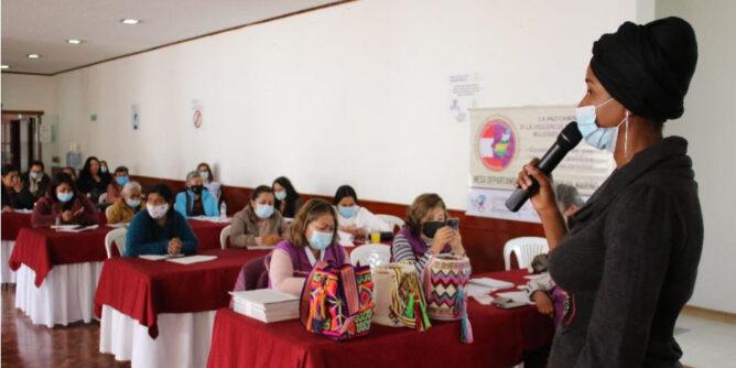 Acompañan procesos de participación de mujeres nariñenses - Noticias de Colombia