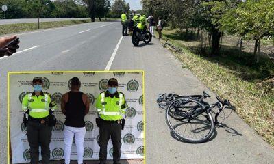Ahora fue en Valle del Cauca: conductor ebrio atropelló a cinco ciclistas