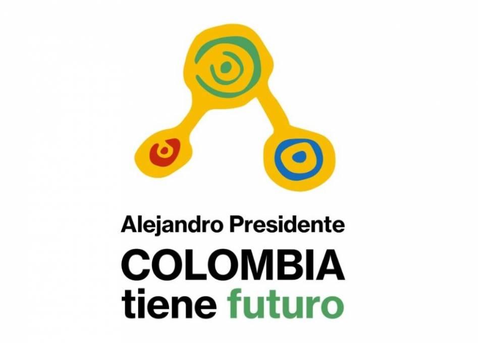 Alejandro Gaviria presenta su logo y recibe avalancha de críticas, ¿qué significado tiene?
