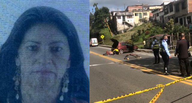 Ana Betulia Rodríguez falleció en un accidente de tránsito en la variante de Calarcá - Noticias de Colombia