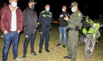 Ante ola de inseguridad en la frontera y trata de migrantes, autoridades llegaron a Ipiales para evaluar problemáticas