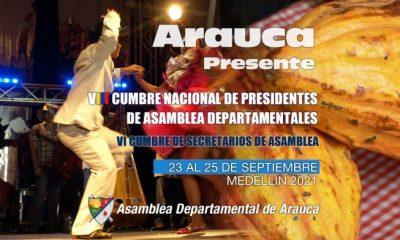 Arauca presente en Cumbre Nacional de Presidentes y Secretarios de Asambleas Departamentales - Noticias de Colombia