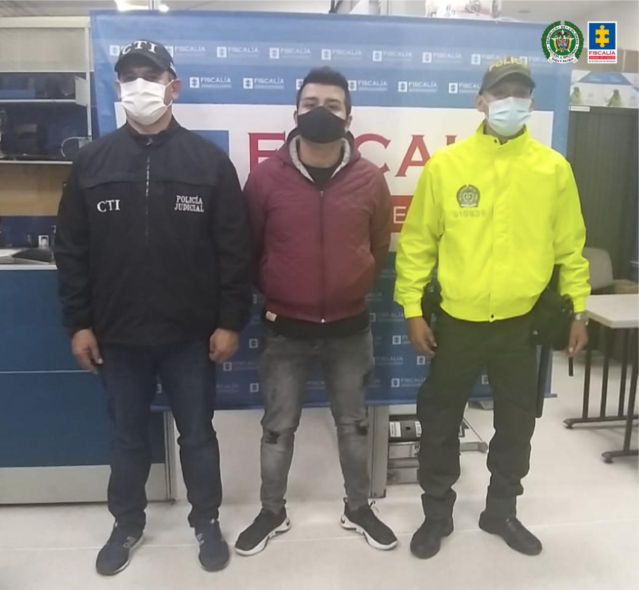 Asegurado en centro carcelario presunto integrante de la estructura delincuencial La Séptima por desmanes presentados en Cajamarca (Tolima) en medio de la protesta nacional - Noticias de Colombia