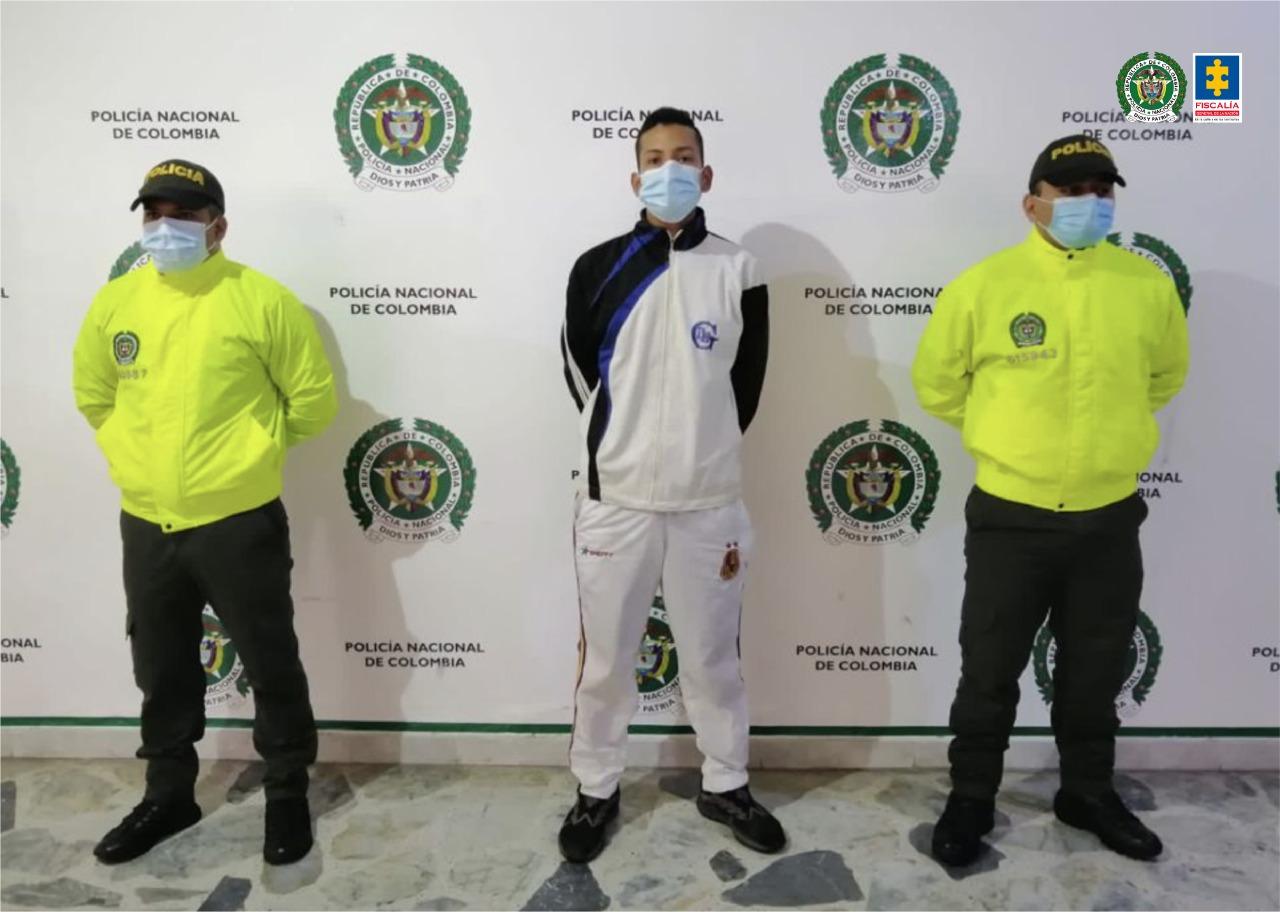Asegurado por el hurto y el homicidio de un ciudadano venezolano - Noticias de Colombia