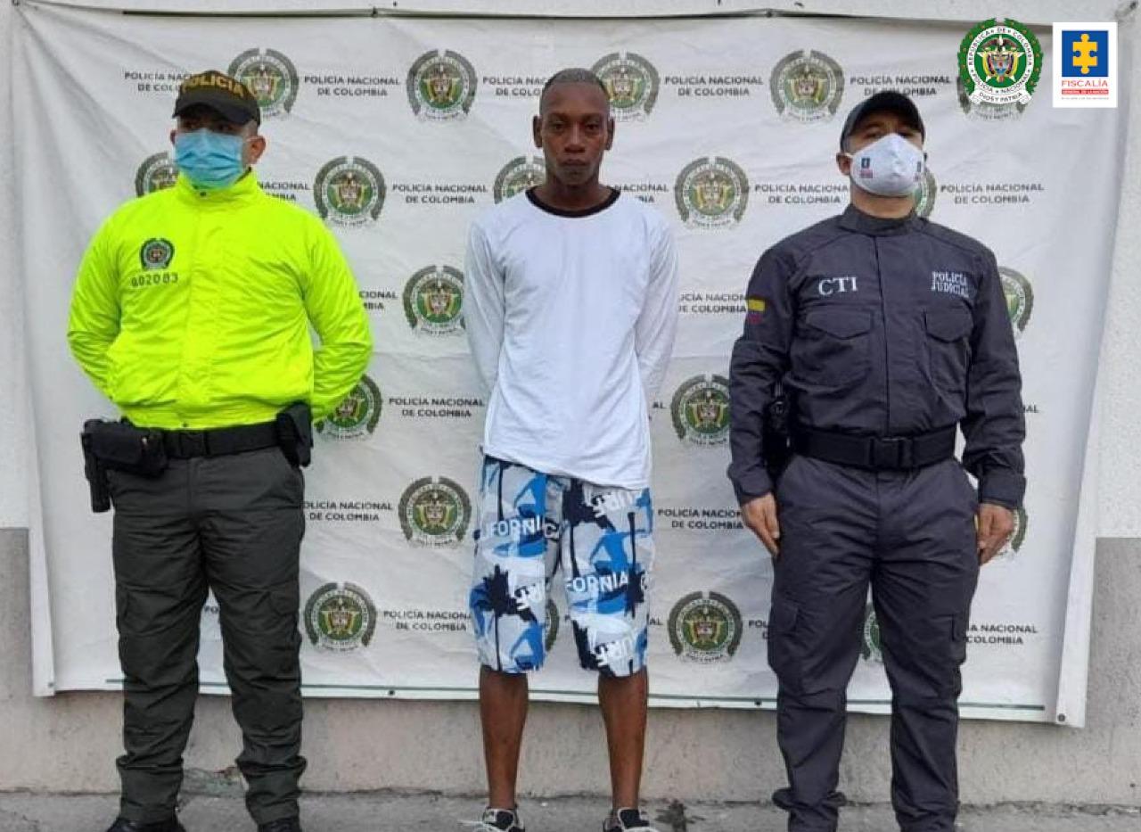 Asegurado un hombre, presuntamente, implicado en el homicidio de un tulueño - Noticias de Colombia