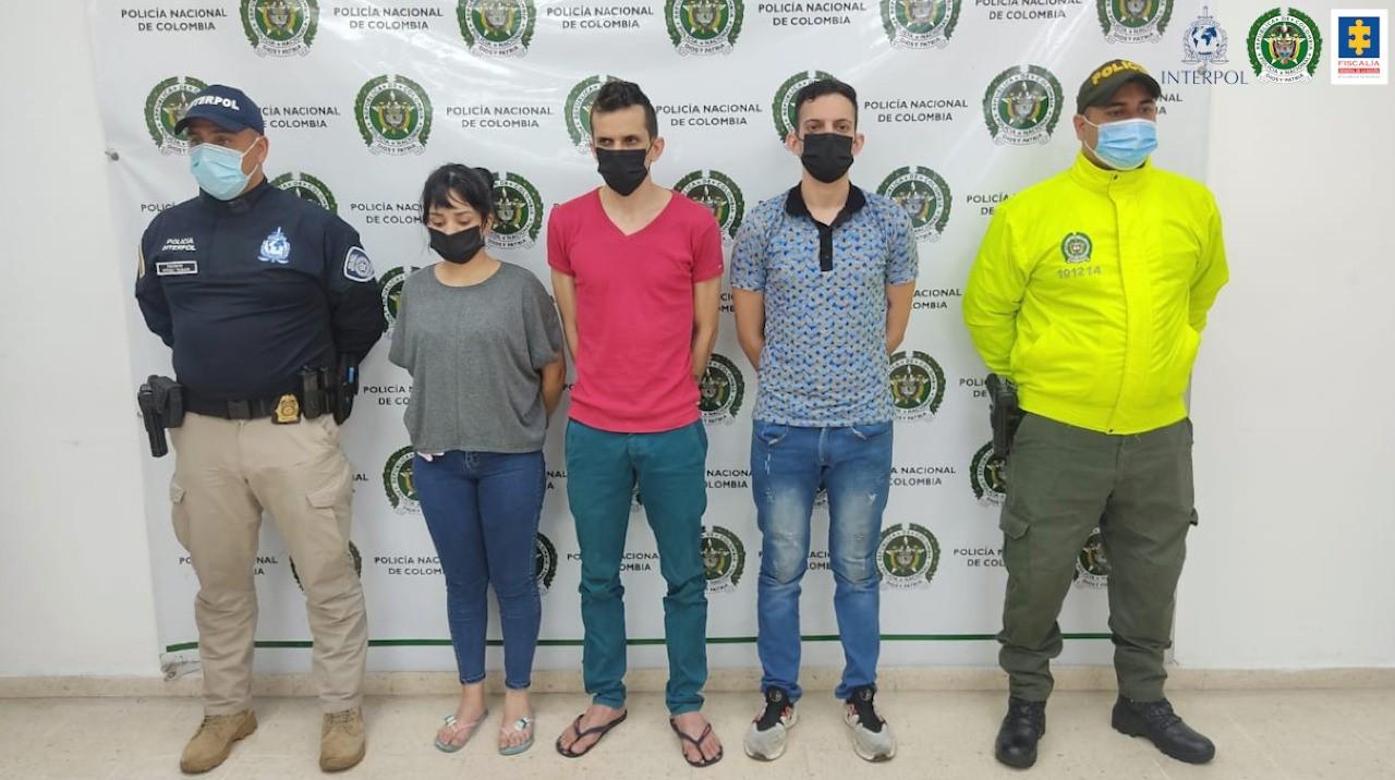 Asegurados tres personas que al parecer incitarían a la prostitución a menores de edad - Noticias de Colombia