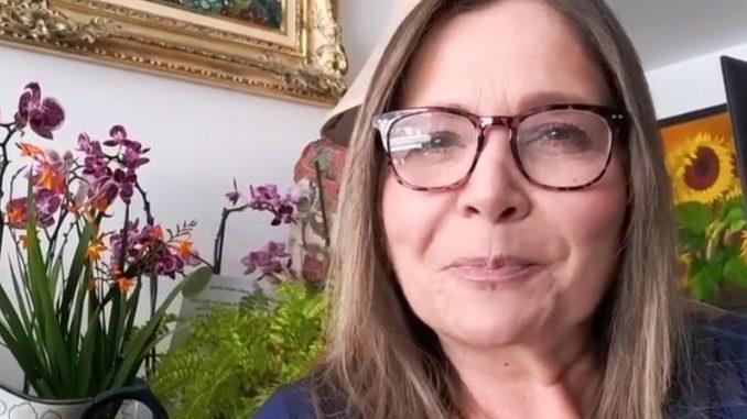 Así es la voz de Martha Liliana Ruiz tras cirugía por cáncer de lengua - Noticias de Colombia