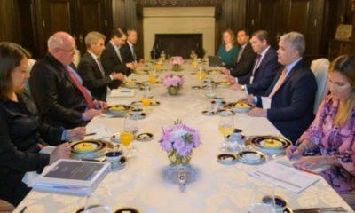 Balance de visita de Gobierno colombiano a Washington | Gobierno | Economía