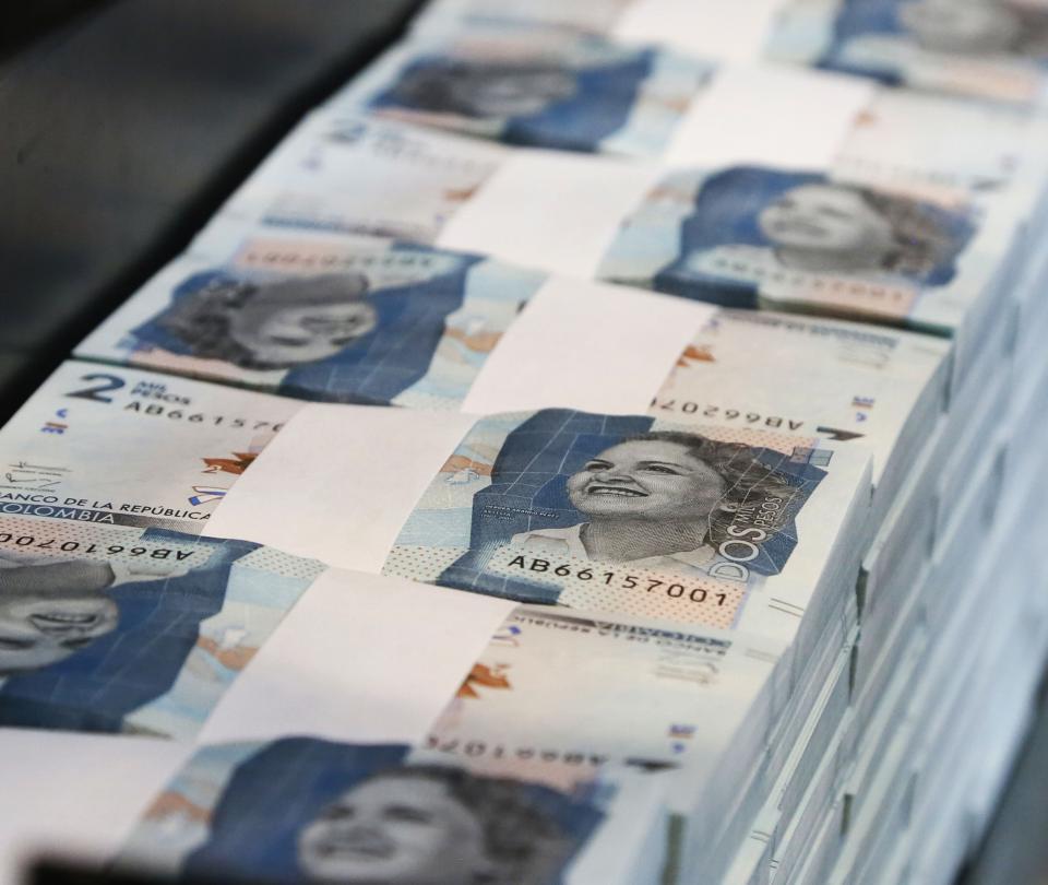 Bogotá y Antioquia, con 17,4% del presupuesto de inversión   Economía
