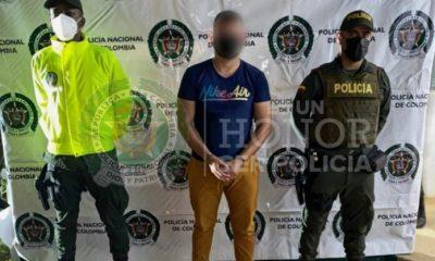 CAPTURADO EN CUMARIBO UN SUJETO POR EL DELITO DE ACTO SEXUAL VIOLENTO CON MENOR DE 14 AÑOS DE EDAD - Noticias de Colombia