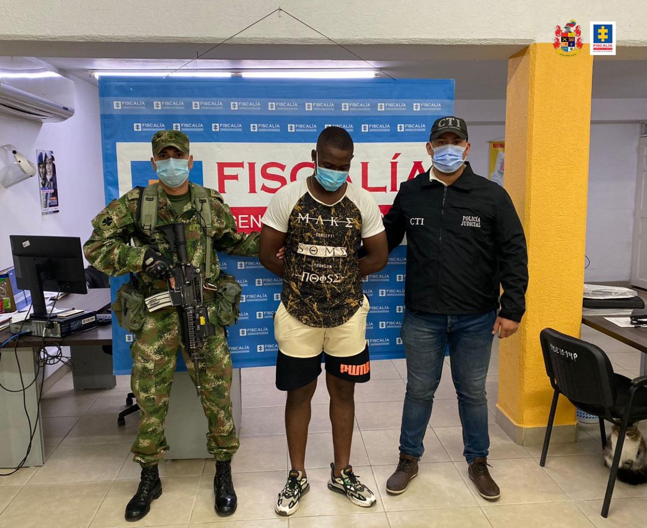 Capturado en Puerto Tejada (Cauca) un hombre para cumpla una condena en su contra - Noticias de Colombia