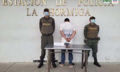 Capturado en flagrancia cuando intimidaba a personas con un arma de fuego - Noticias de Colombia