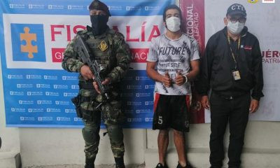 Capturadopresunto integrante del grupo delincuencial Los Toledo, quien haría parte del cartel de los más buscados por microtráfico - Noticias de Colombia