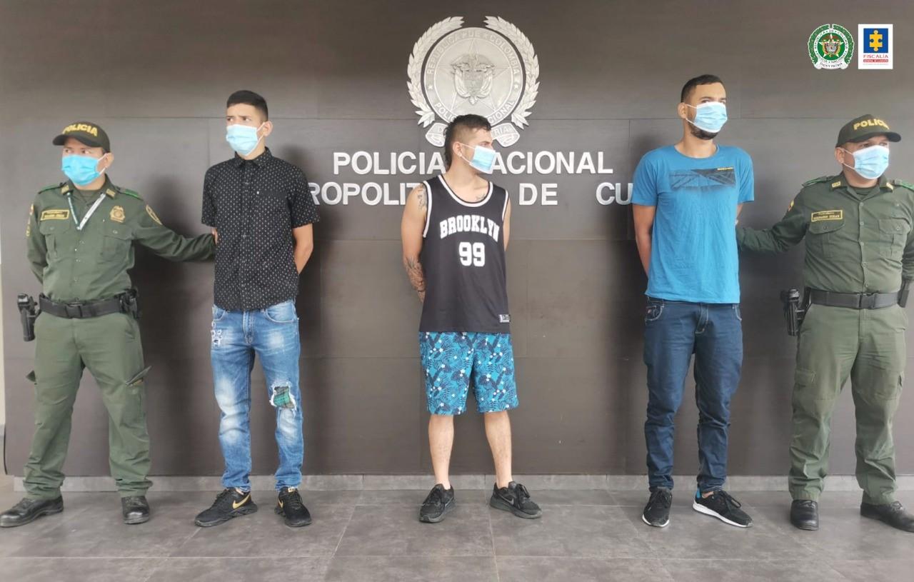 Cárcel para tres hombres que habrían hurtado una motocicleta en Cúcuta - Noticias de Colombia