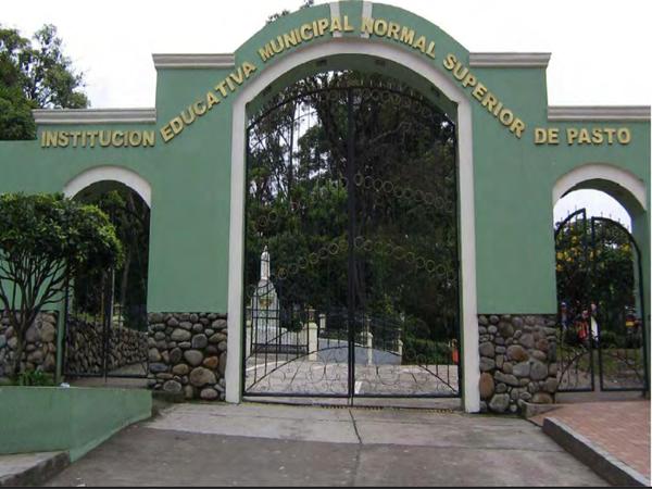 Colegio Normal Superior, la única institución en Pasto que no ha vuelto a la presencialidad