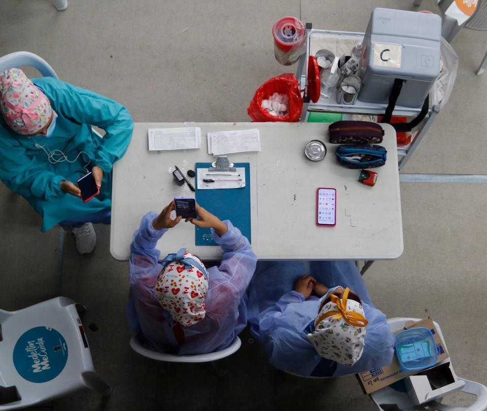 Colombia, en contrarreloj para lograr la inmunización | Economía