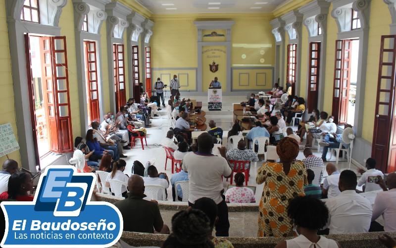 Comité Cívico por la Salvación y Dignidad del Chocó decide levantarse de la mesa de dialogo, por la ausencia del gobierno nacional. - Noticias de Colombia