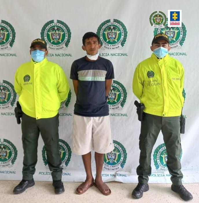 Con medida intramuros fue asegurado un hombre presuntamente implicado en un hurto en Guainía - Noticias de Colombia