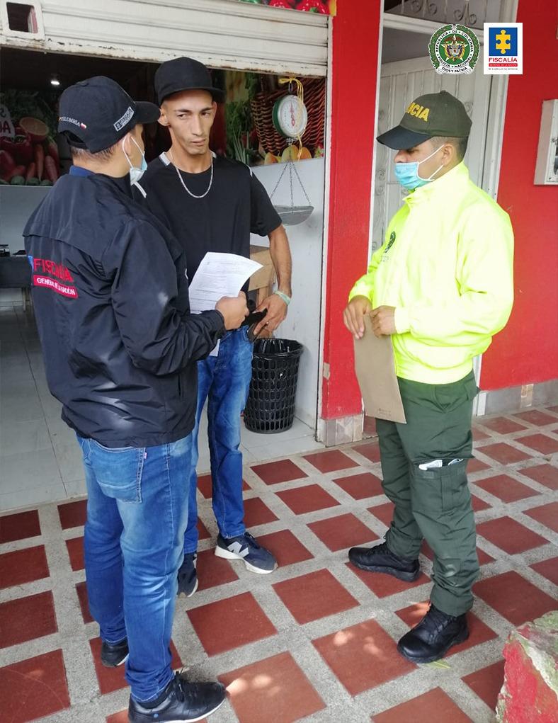 Condenada una pareja por tráfico de estupefacientes en Caquetá - Noticias de Colombia