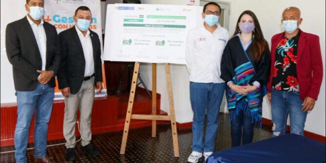 Convenio permitirá que 200 familias de Barbacoas y Ricaurte tengan vivienda propia - Noticias de Colombia