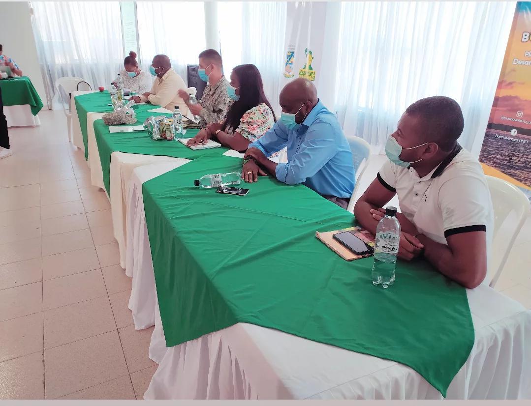 Debido al aniversario número 28 de la ley 70, la Alcaldía de Buenaventura realizó el Primer Encuentro de Autoridades Étnicas