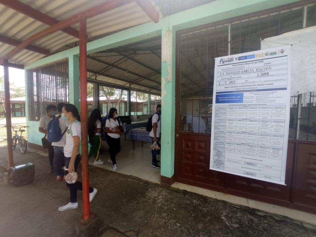 Denuncias del PAE en Guainía: en un mes se evaluarán acciones de mejora - Noticias de Colombia