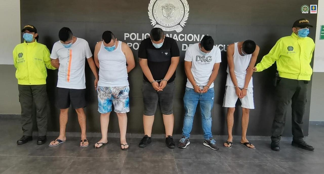Desarticulado grupo delincuencial El Cartel, dedicado al fleteo en Cúcuta (Norte de Santander) - Noticias de Colombia