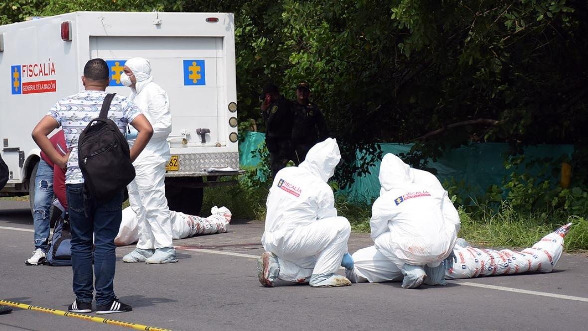 Dos adultos mayores fueron asesinados en su finca en el municipio de Isnos en el Huila. - Noticias de Colombia