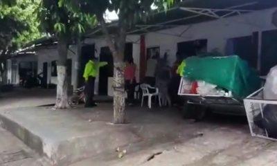 Dos capturados durante diligencia de allanamiento en el municipio de Yopal
