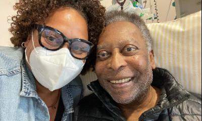 EN VIDEO: Pelé aparece sonriente durante una sesión de fisioterapia - Noticias de Colombia